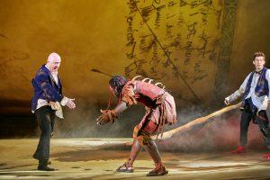 Daniel-Jenkins-Theo-Ogundipe-and-Shane-Mardjuki-in-SRTs-Shakespeare-in-the-Park-The-Tempest