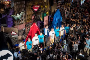 "CapitaLand Malls ""Be The Hero"" Campaign"